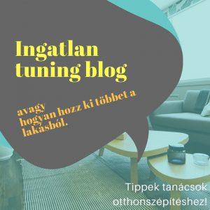 ingatlan tuning blog logó