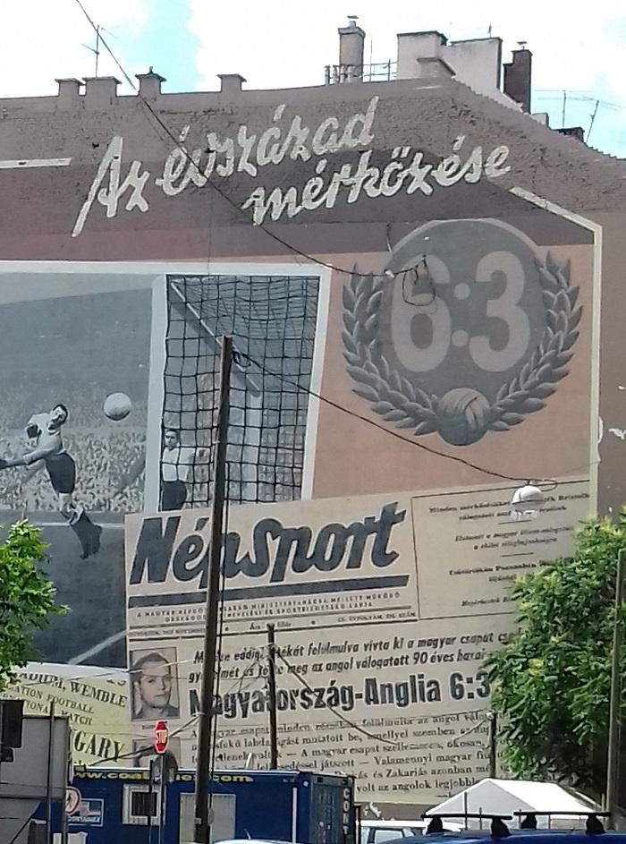 tűzfalak Budapest utcáin