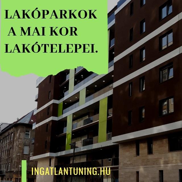 lakóparkok